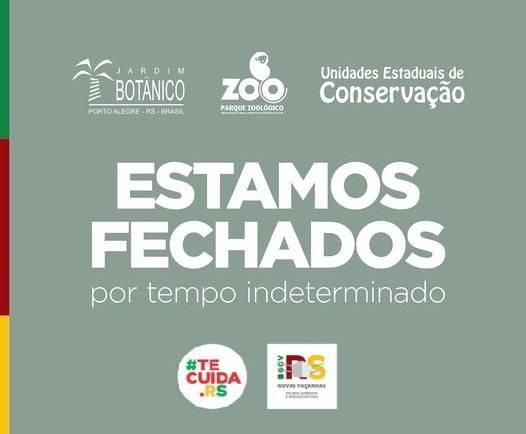 Parque Estadual do Turvo está fechado para visitações!