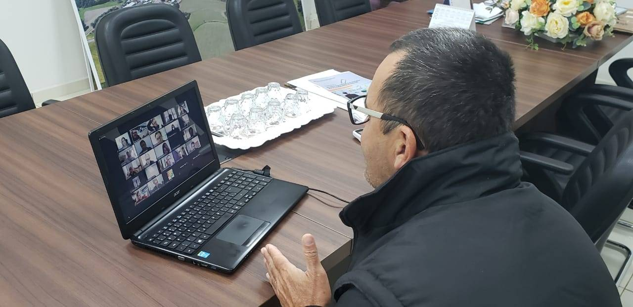 Reunião por Videoconferência Movimento Pró-Ponte RS-SC